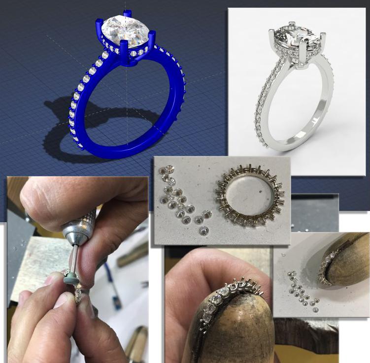 ARKA Designs- Custom Jewelry